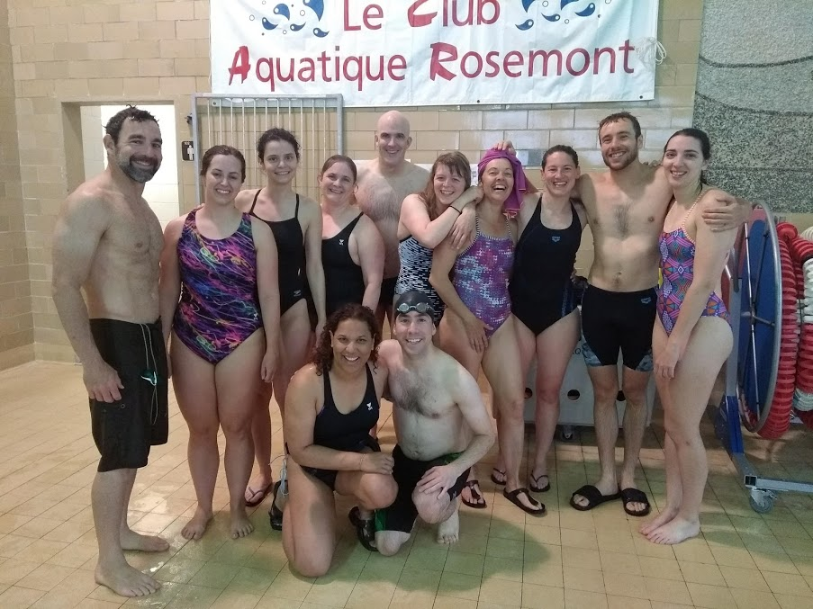 Rosemont Masters Swimming Club