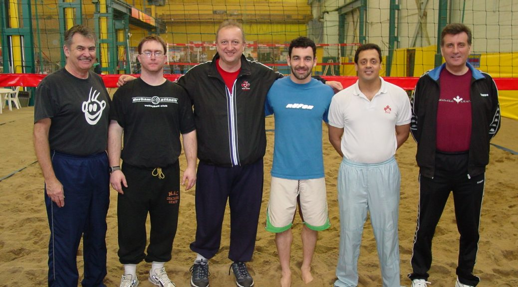 Toronto Beach Volleyball Coach Clinic