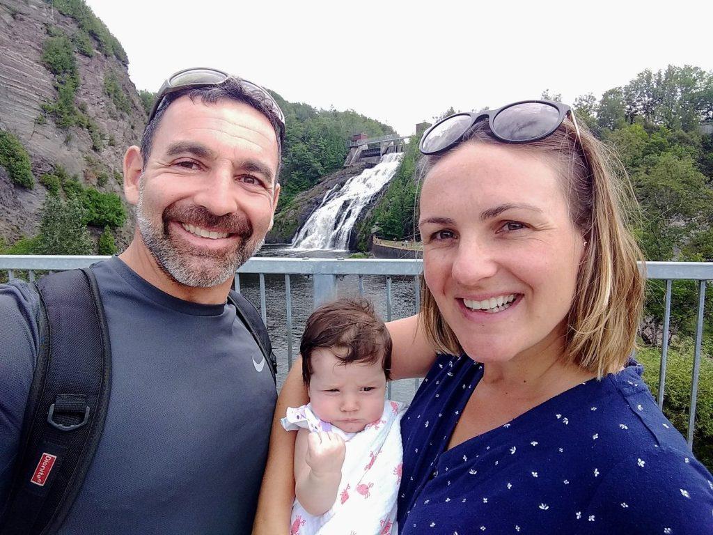 Family in Rivière-du-Loup